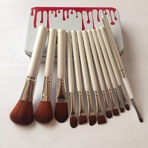💄Kylie 12 Piece Make-Up Brush Set💄